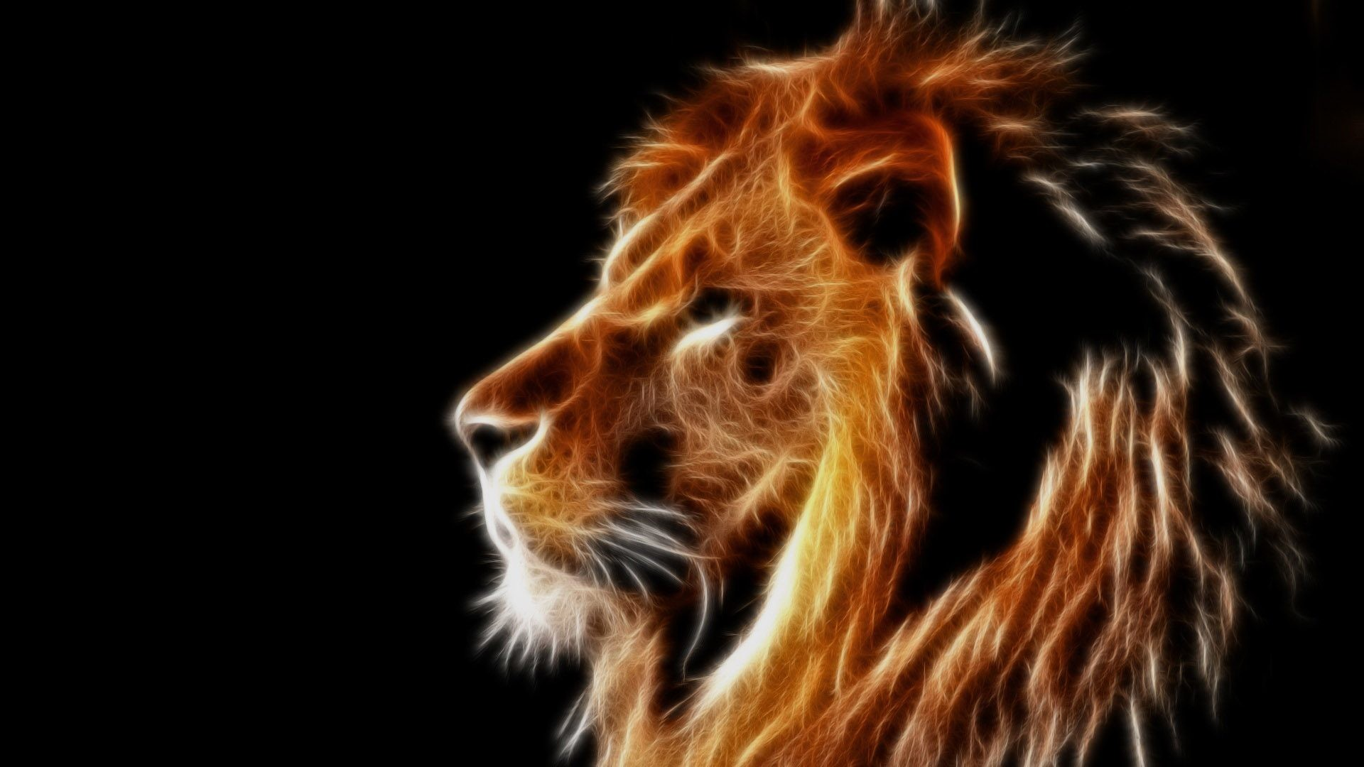 Lion Live Wallpaper Iphone X Roaring Lion Wallpaper 67 Images