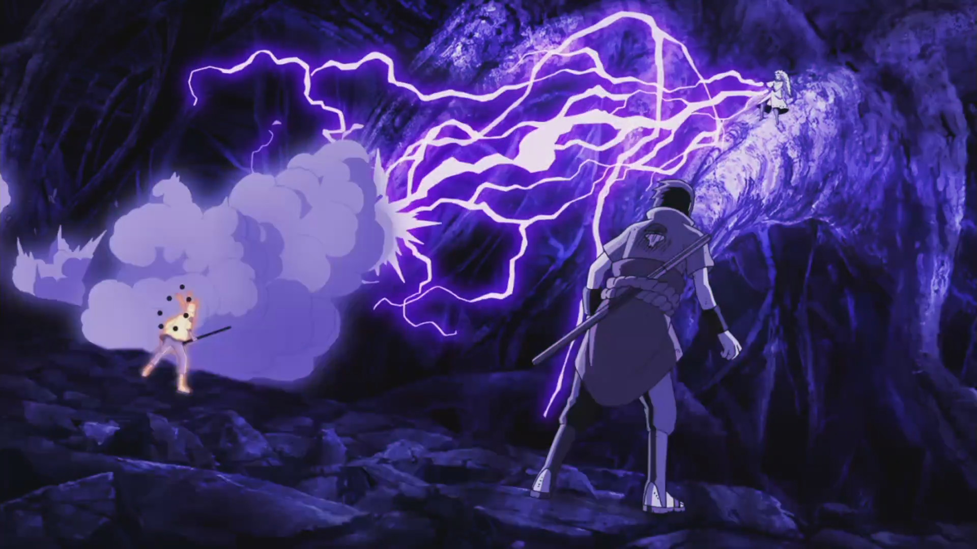 Wallpaper Sasuke 3d Keren Naruto And Sasuke Vs Madara Wallpapers 54 Images