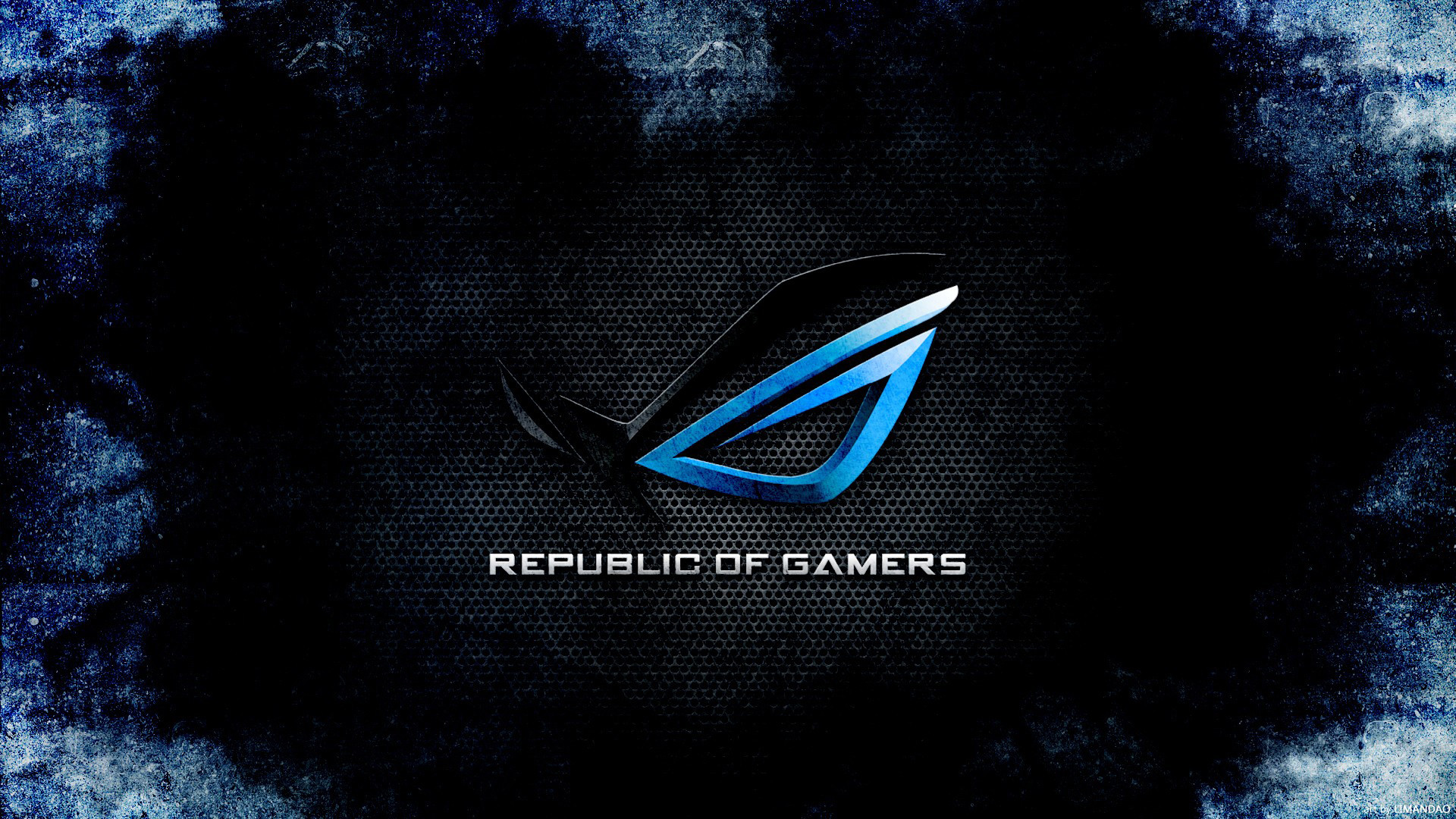 Space Wallpaper Full Hd Asus Rog Wallpaper 1920x1080 89 Images