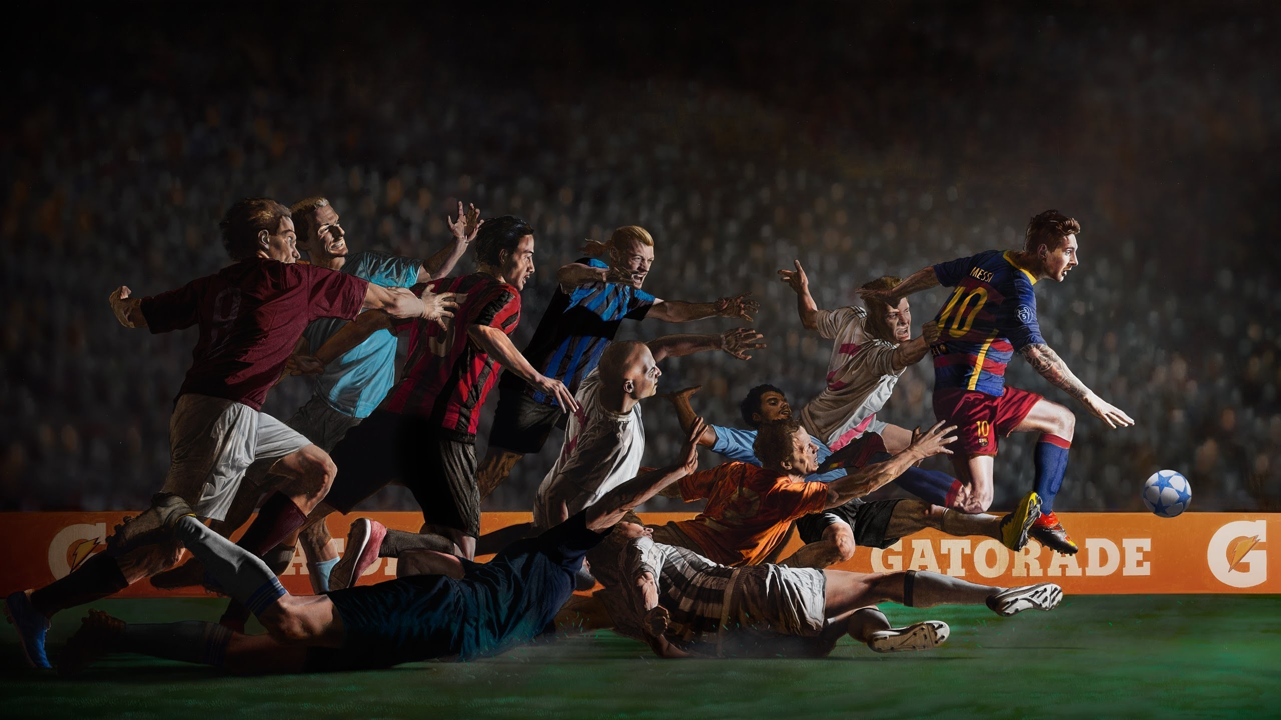 Messi Full Hd Wallpaper Fc Barcelona 2018 Wallpaper 77 Images