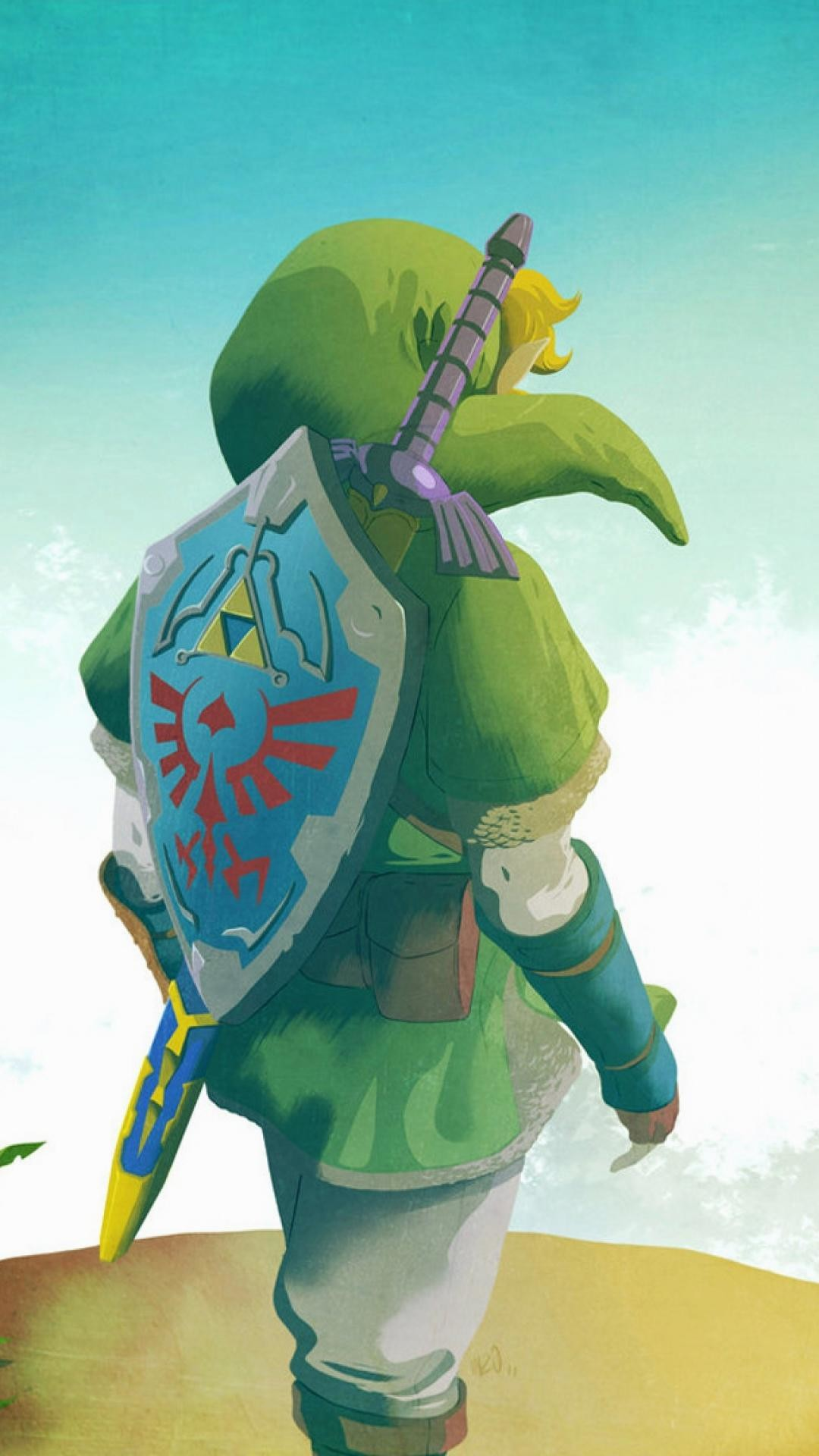 Alone Hd Wallpapers 1080p Legend Of Zelda Iphone Wallpaper 74 Images