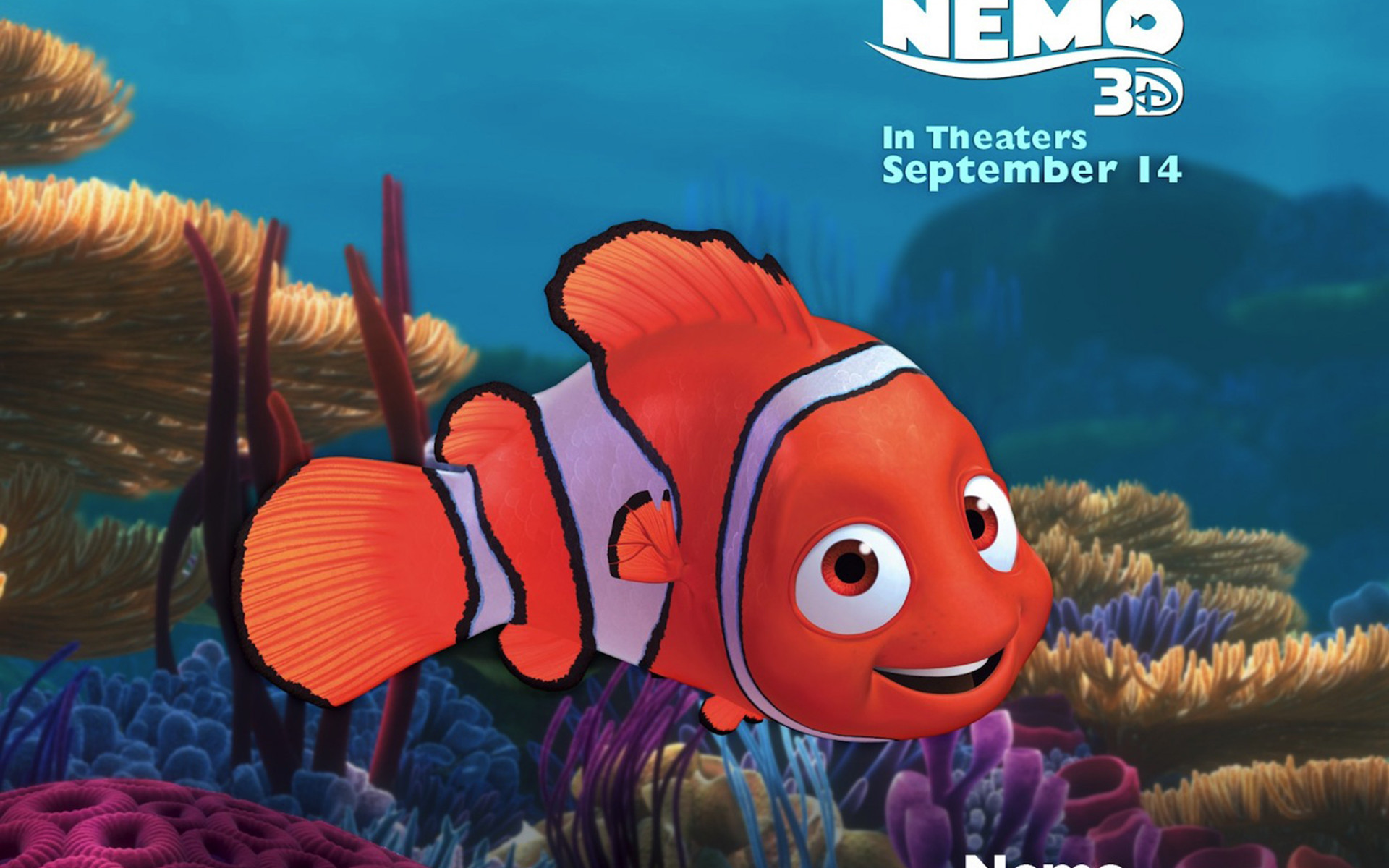 3d Wallpaper Parallax Free Hd Nemo Wallpapers 61 Images