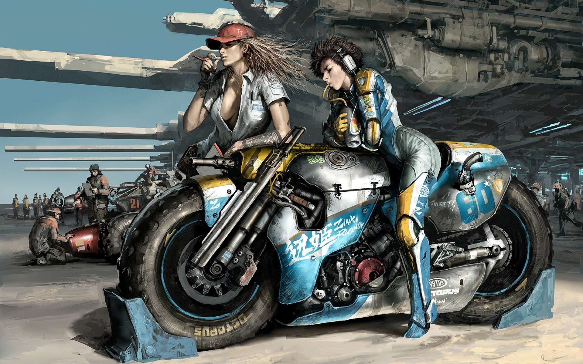 Wipeout Hd Wallpaper Hd Wallpapers Motorcycles And Girls 70 Images