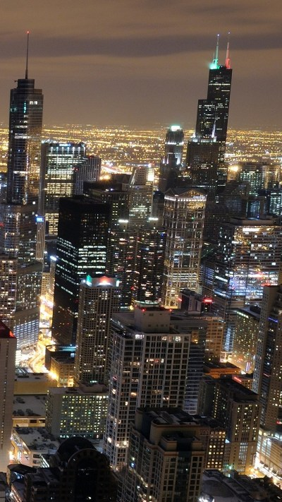 Chicago Skyline HD Wallpaper (77+ images)