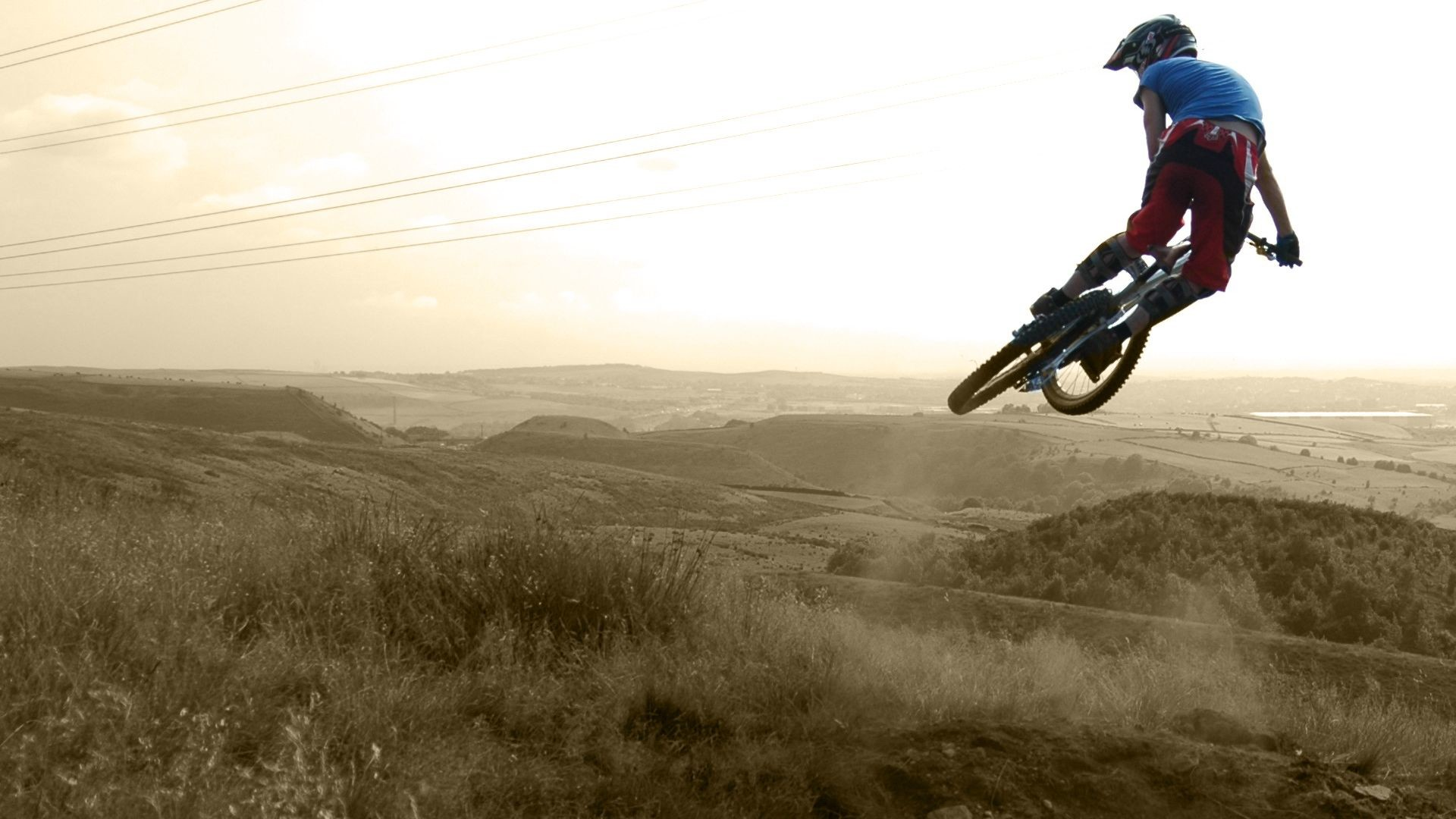 Red Bull Wallpaper Hd Iphone Downhill Mountain Bike Wallpaper 67 Images