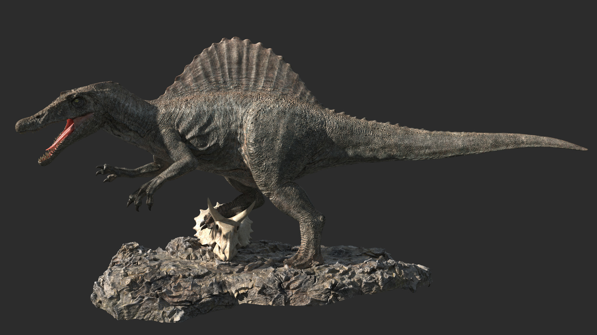 Best 3d Wallpapers For Iphone 7 Spinosaurus Wallpaper 76 Images