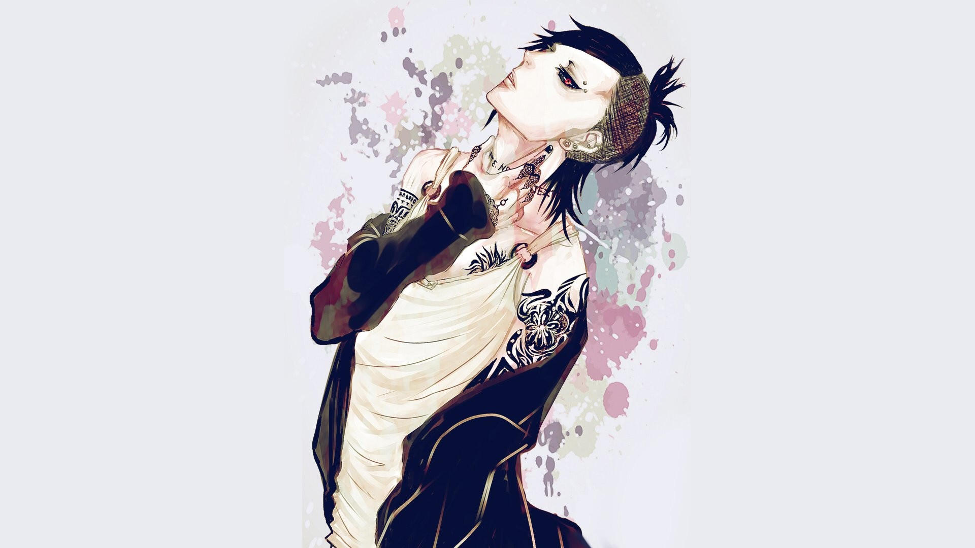 Sport Cars Wallpapers With Girls Uta Tokyo Ghoul Wallpaper 72 Images
