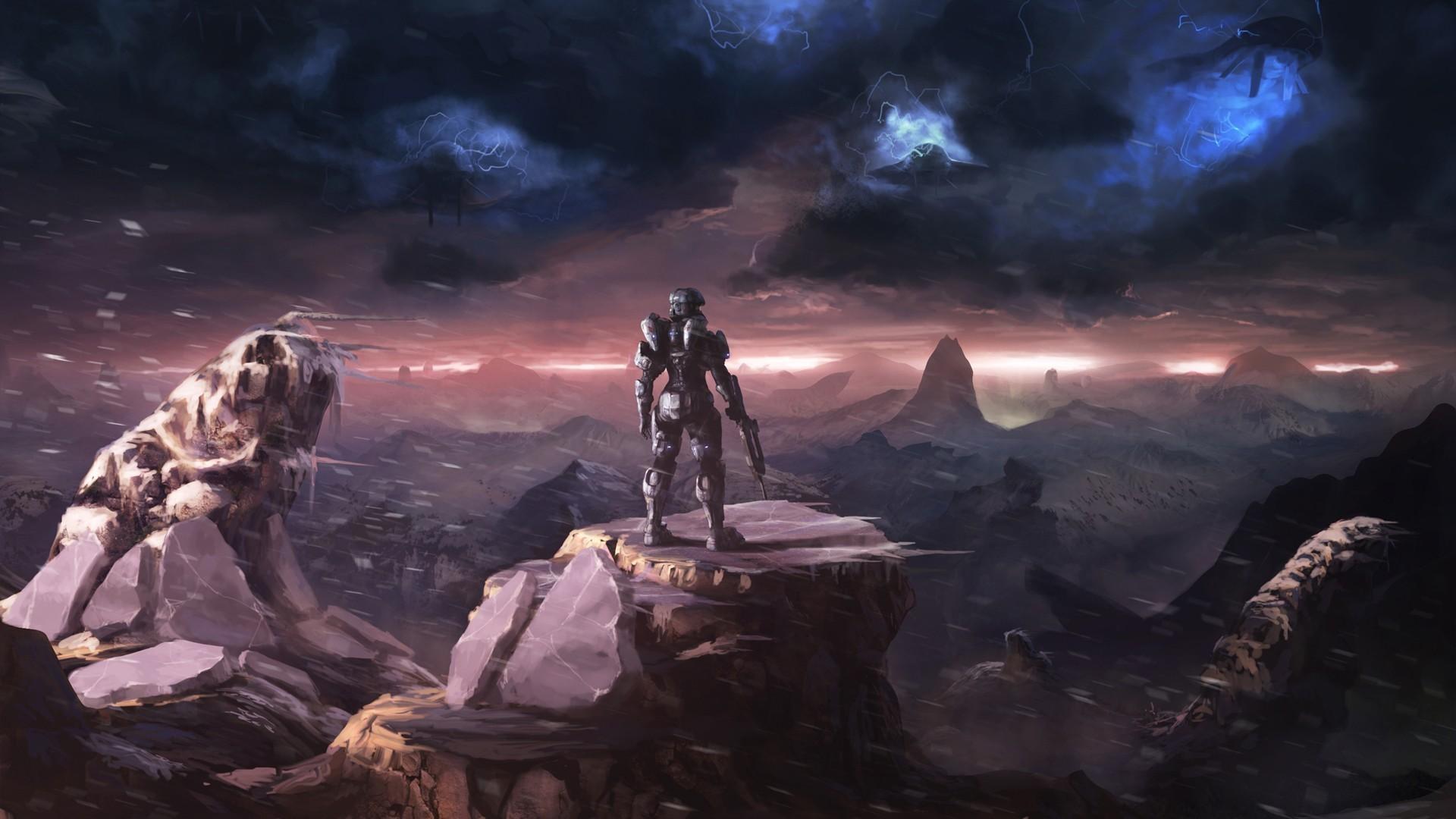 Dr Dre Wallpaper Hd Halo 5 Guardians Wallpaper 1080p 81 Images
