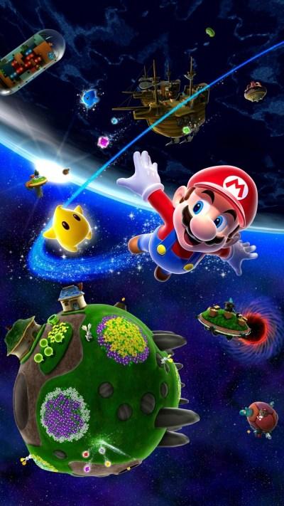 Super Mario Galaxy 2 Wallpaper HD (77+ images)