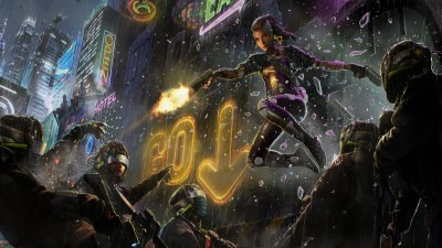Cyberpunk Wallpapers (87+ images)