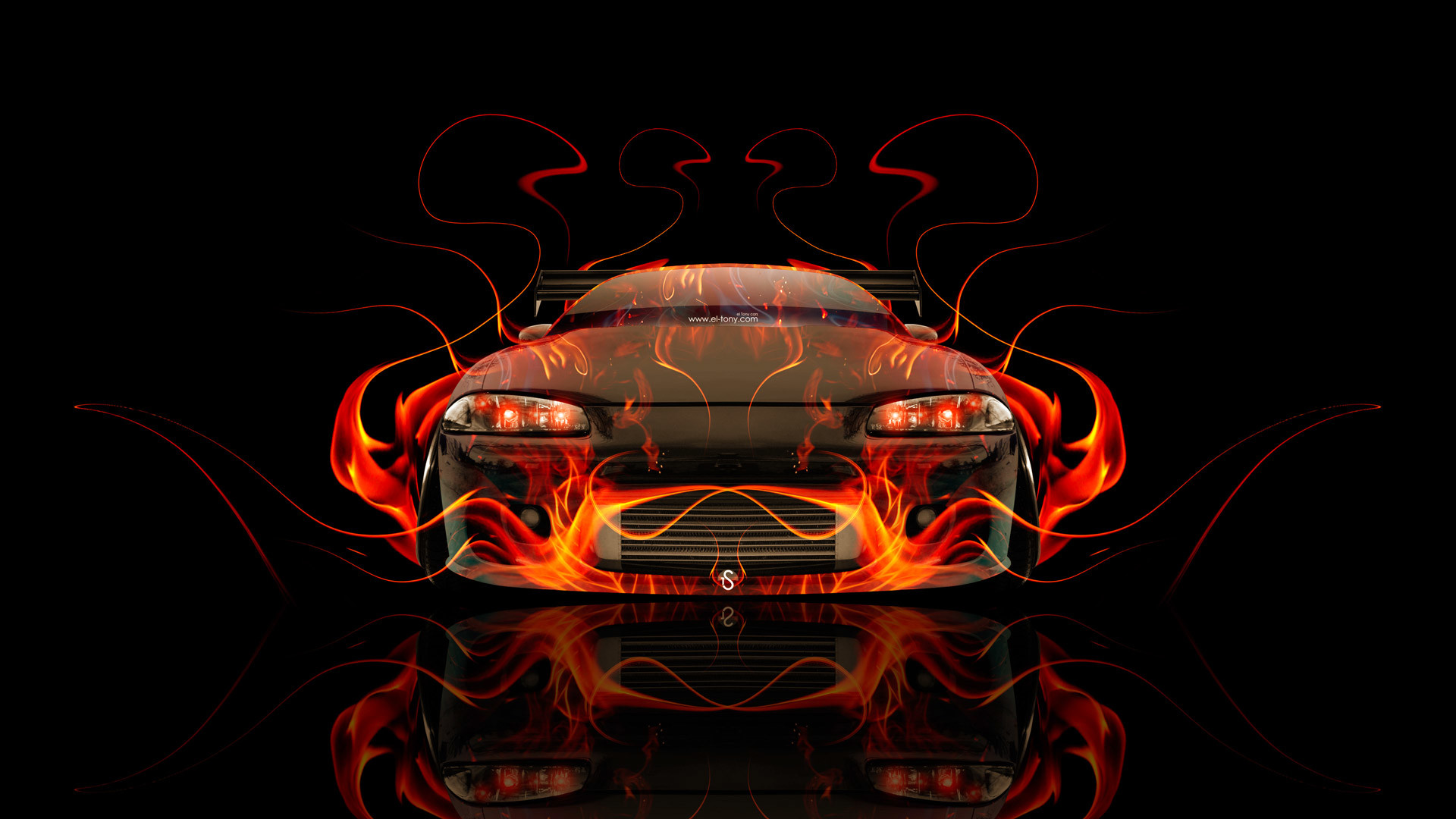 Fast And Furious Cars Hd Wallpapers Hd Mitsubishi Eclipse Wallpaper 68 Images