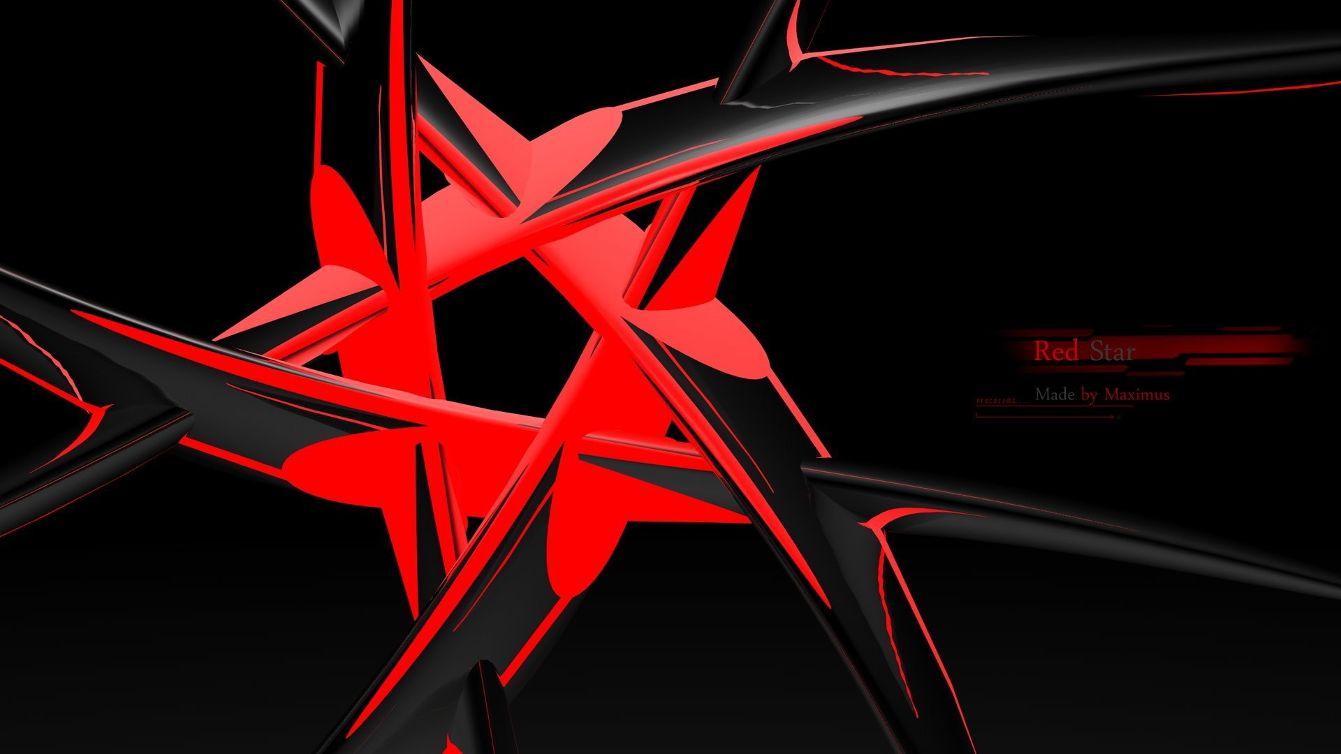 3d Wallpaper For Desktop Icon Red And Black 4k Wallpaper 53 Images