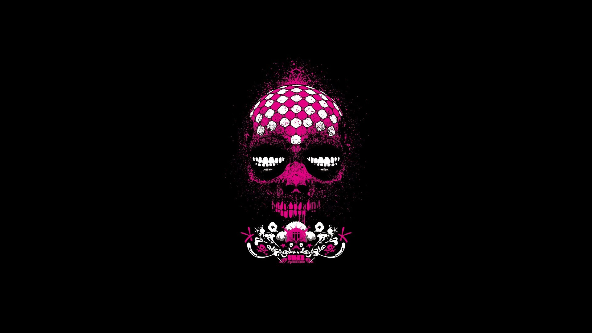 Cute Girly Live Wallpapers For Android Pink Skull Wallpaper 50 Images