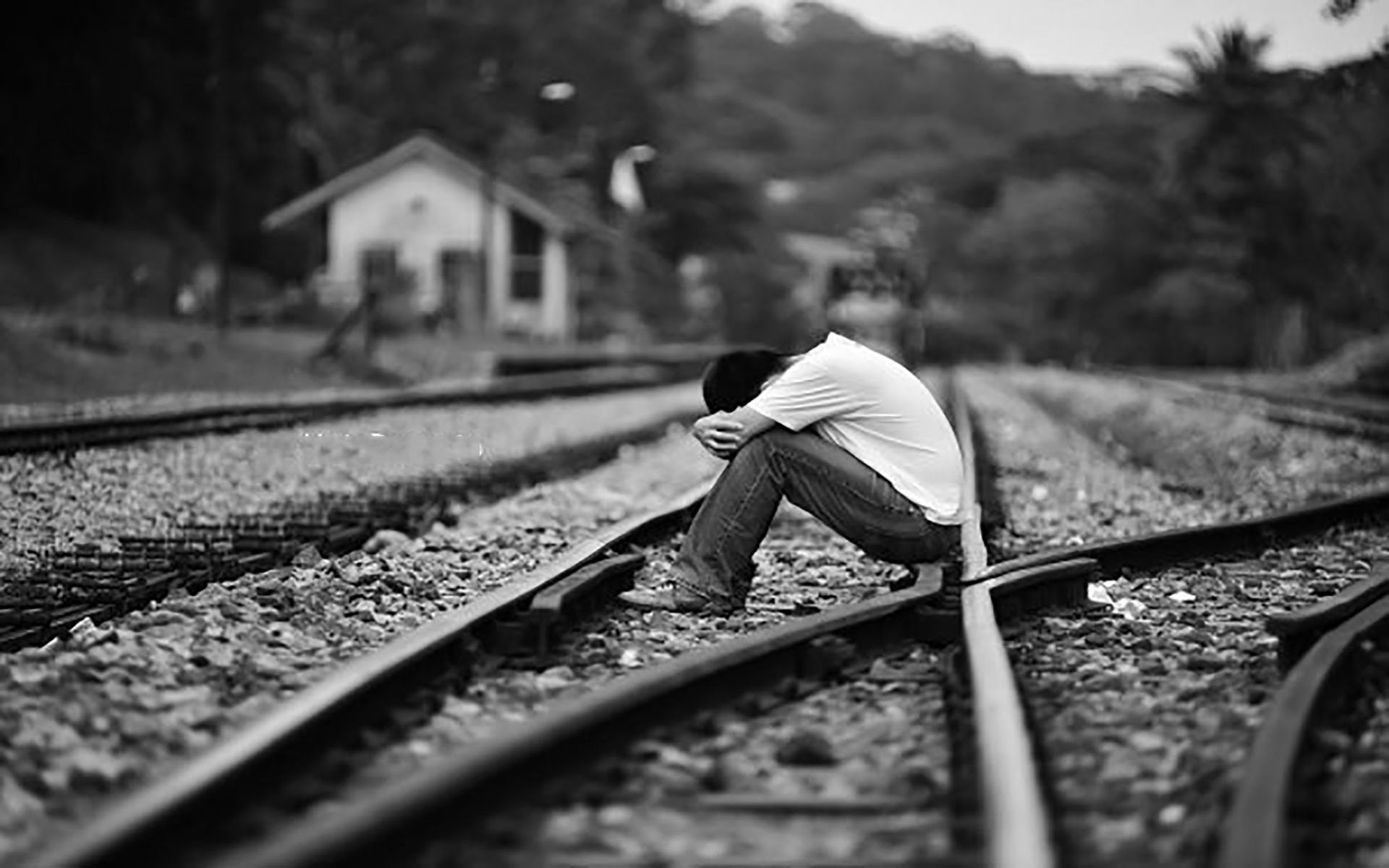 Sad Love Boy And Girl Wallpaper Hd Sad And Lonely Wallpaper 59 Images