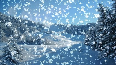Live Snow Falling Wallpaper (54+ images)