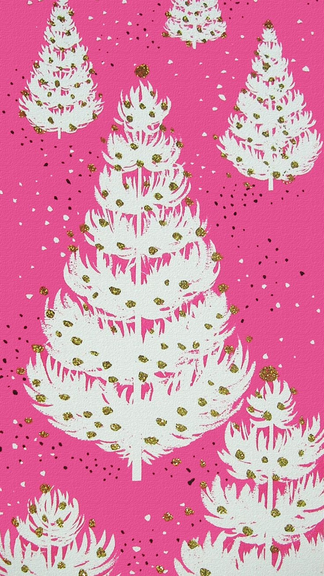 Cute Girly Skull Wallpapers Pink Christmas Wallpaper 61 Images