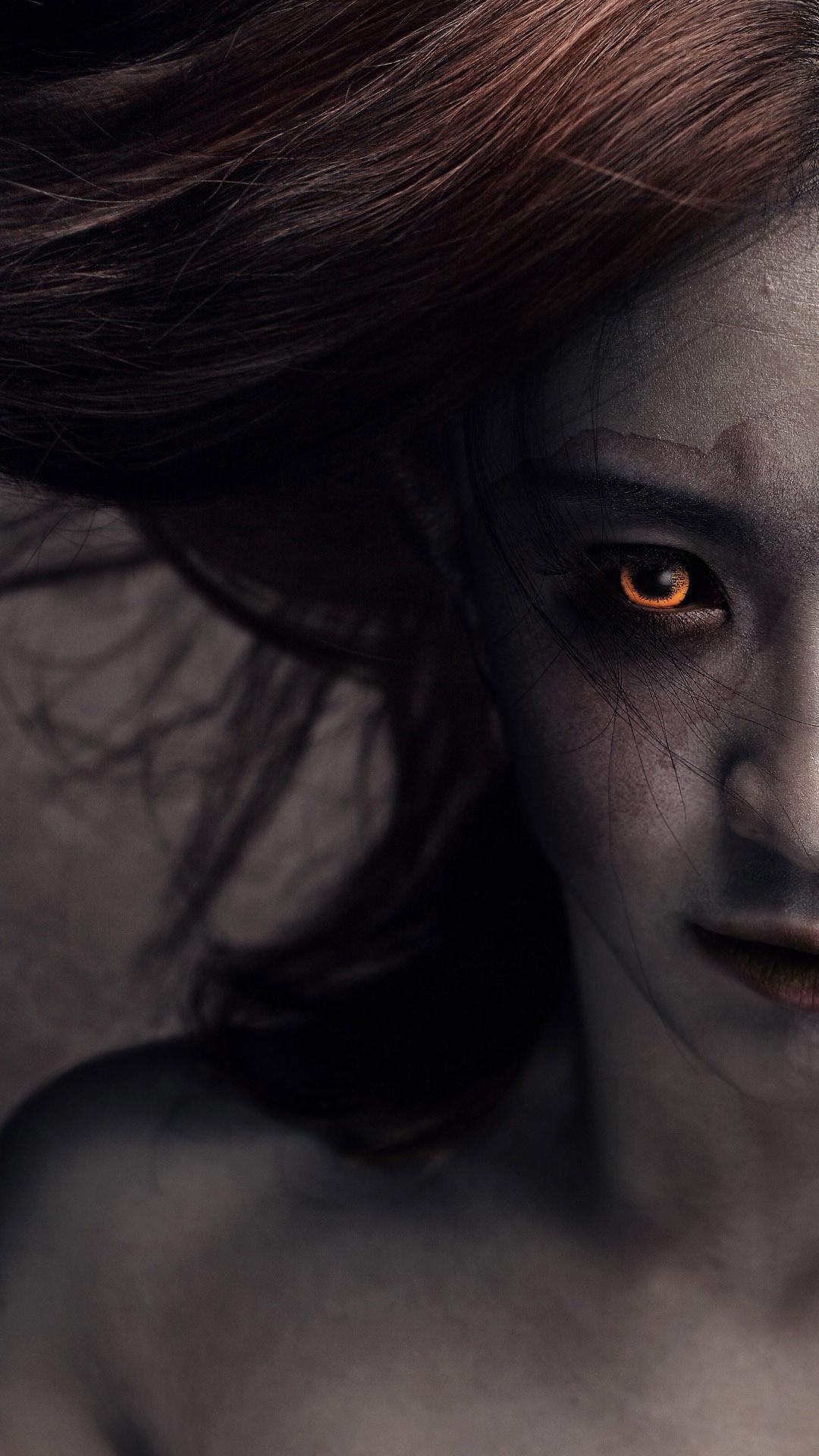 Scary Girl Wallpaper Demon Girl Wallpaper 69 Images