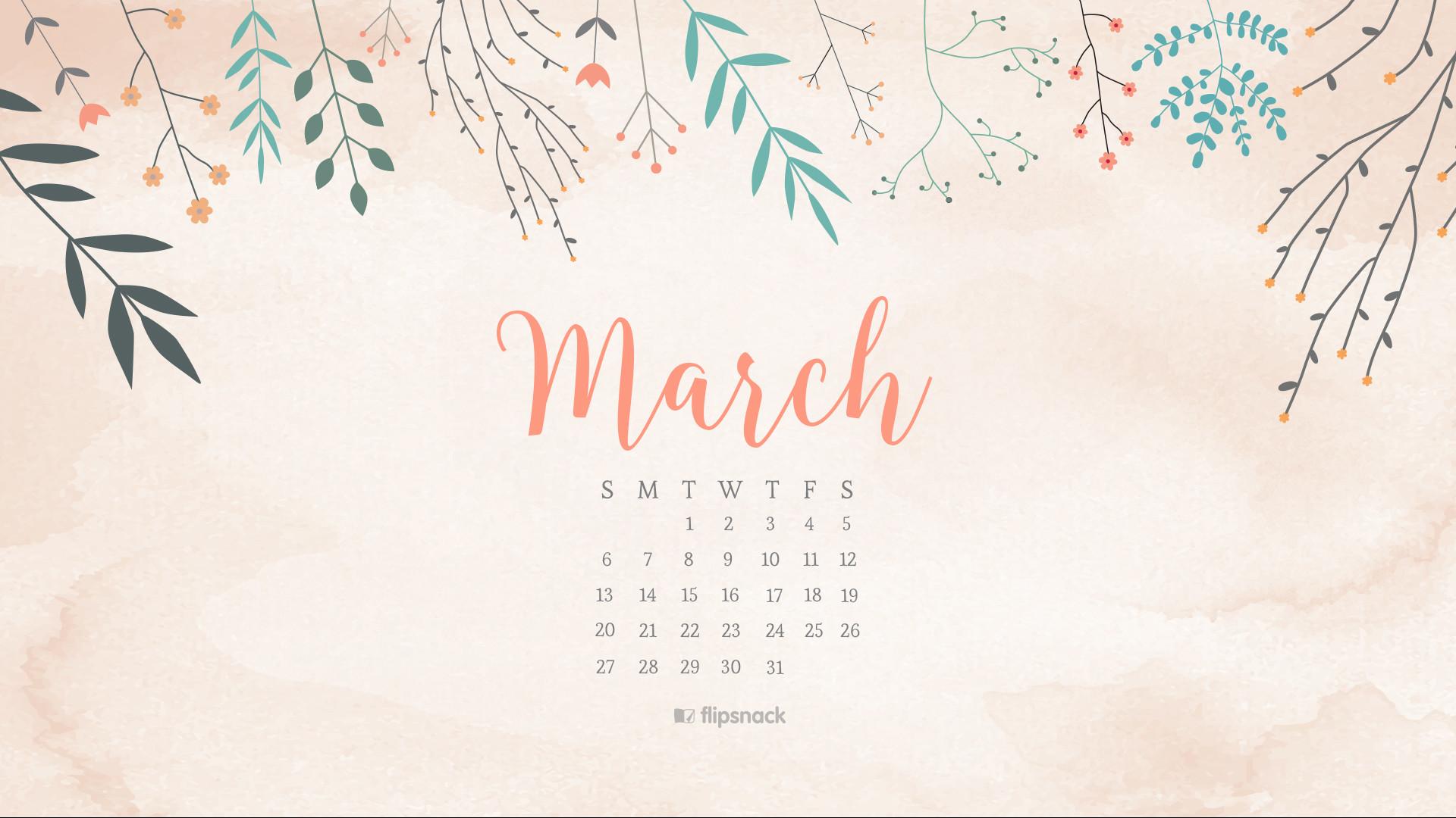Cute November Calendar Wallpaper March Calendar Wallpaper 77 Images