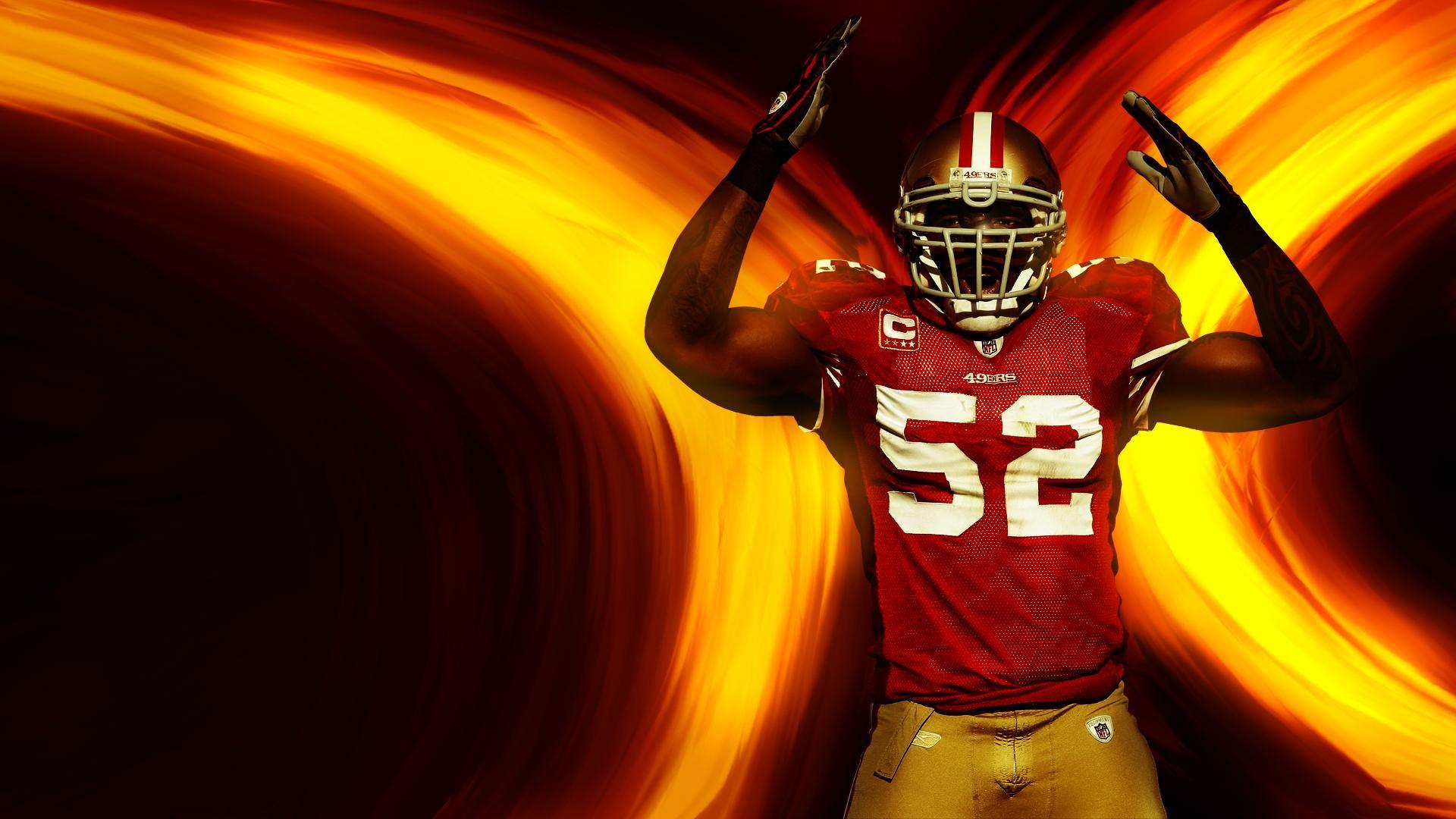Patrick Willis Hd Wallpaper 49ers Wallpaper Hd 66 Images
