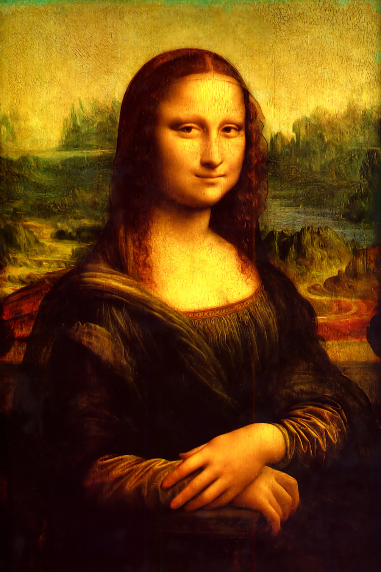 Tableau Joconde Moderne Mona Lisa Wallpaper 68 43 Images