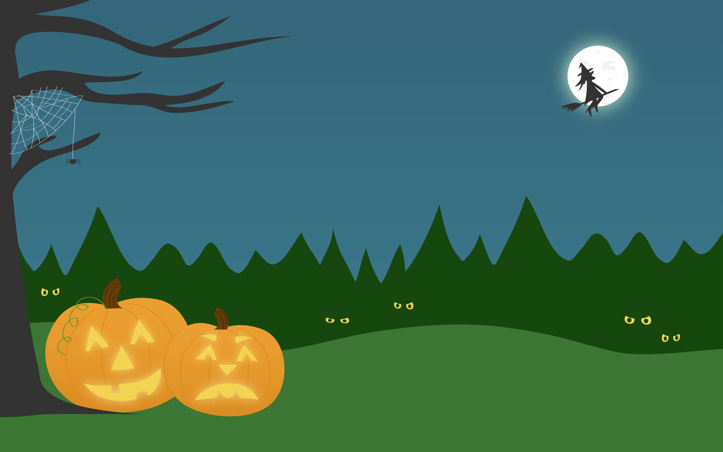 Fall Themed Wallpapers Cartoon Cute Cat Halloween Wallpaper 65 Images