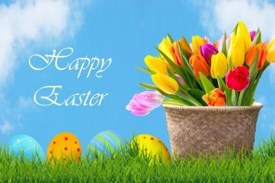 Happy Easter Backgrounds for Desktop (66+ images)