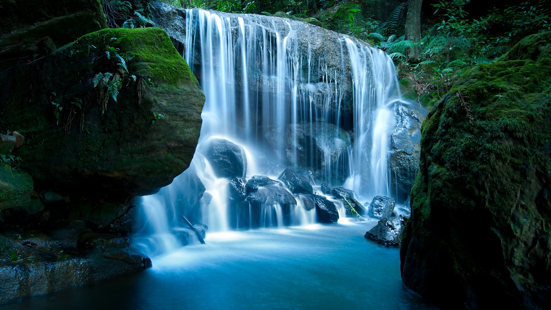 Live Falls Wallpaper Free Download Animated Waterfall Wallpaper With Sound 46 Images