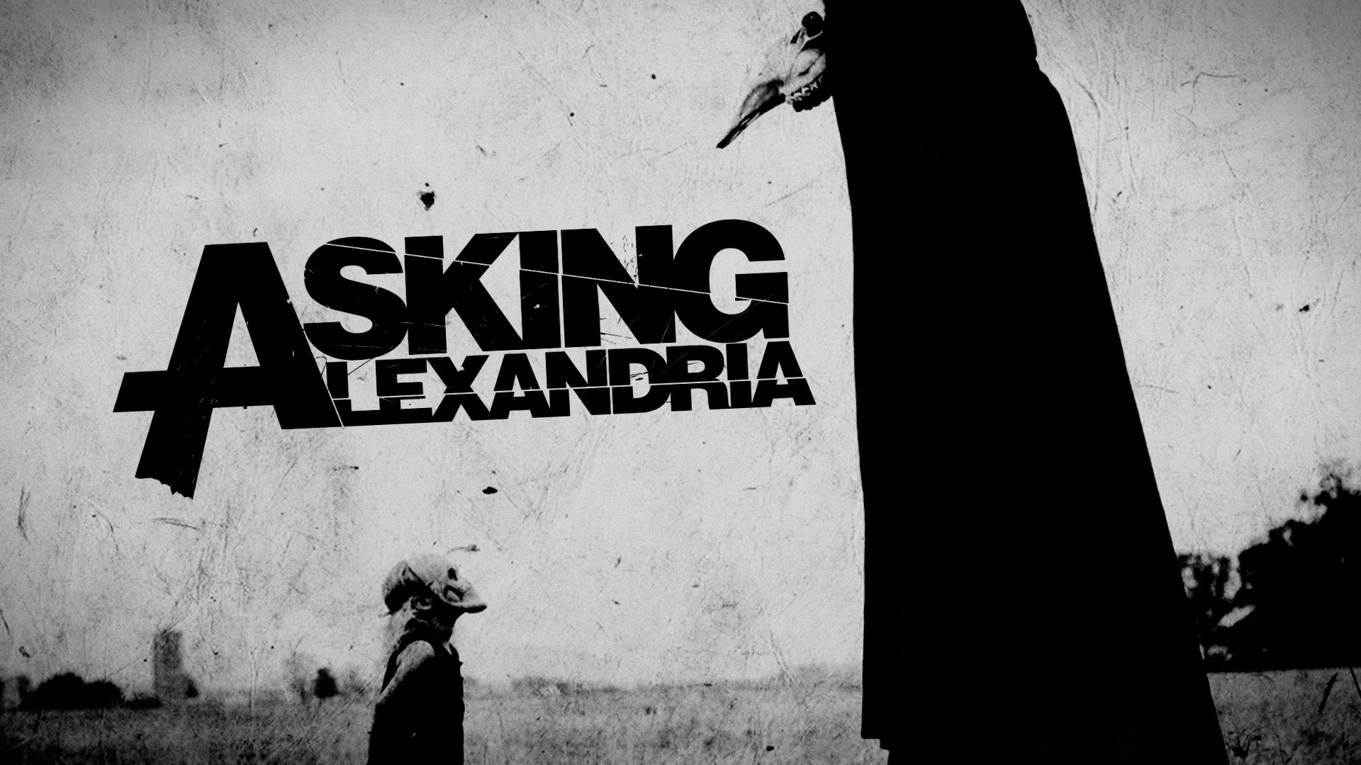 Falling In Reverse Wallpapers For Samsung Asking Alexandria Logo Wallpaper 2018 68 Images