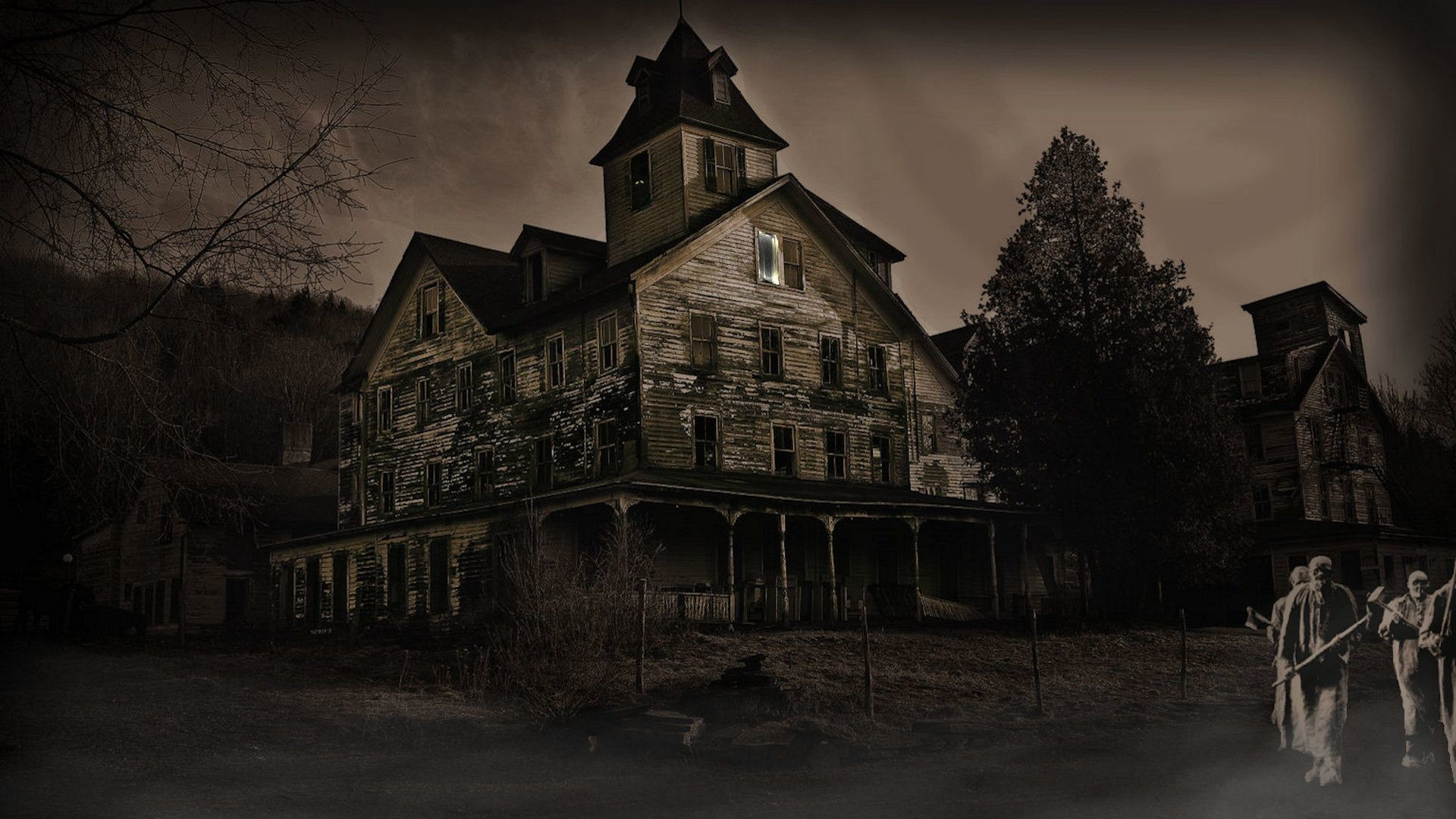 Haunted House 3d Live Wallpaper Download Halloween Haunted House Wallpaper 62 Images
