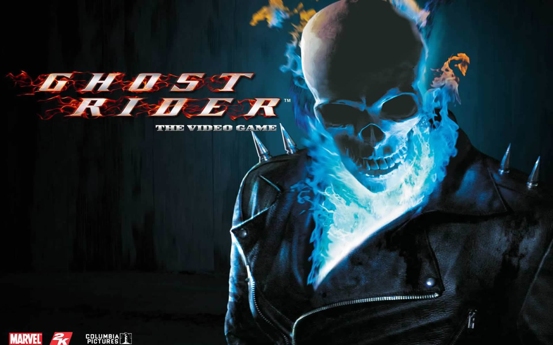 Horror Movie Wallpaper Hd Ghost Rider Bike Wallpapers 58 Images
