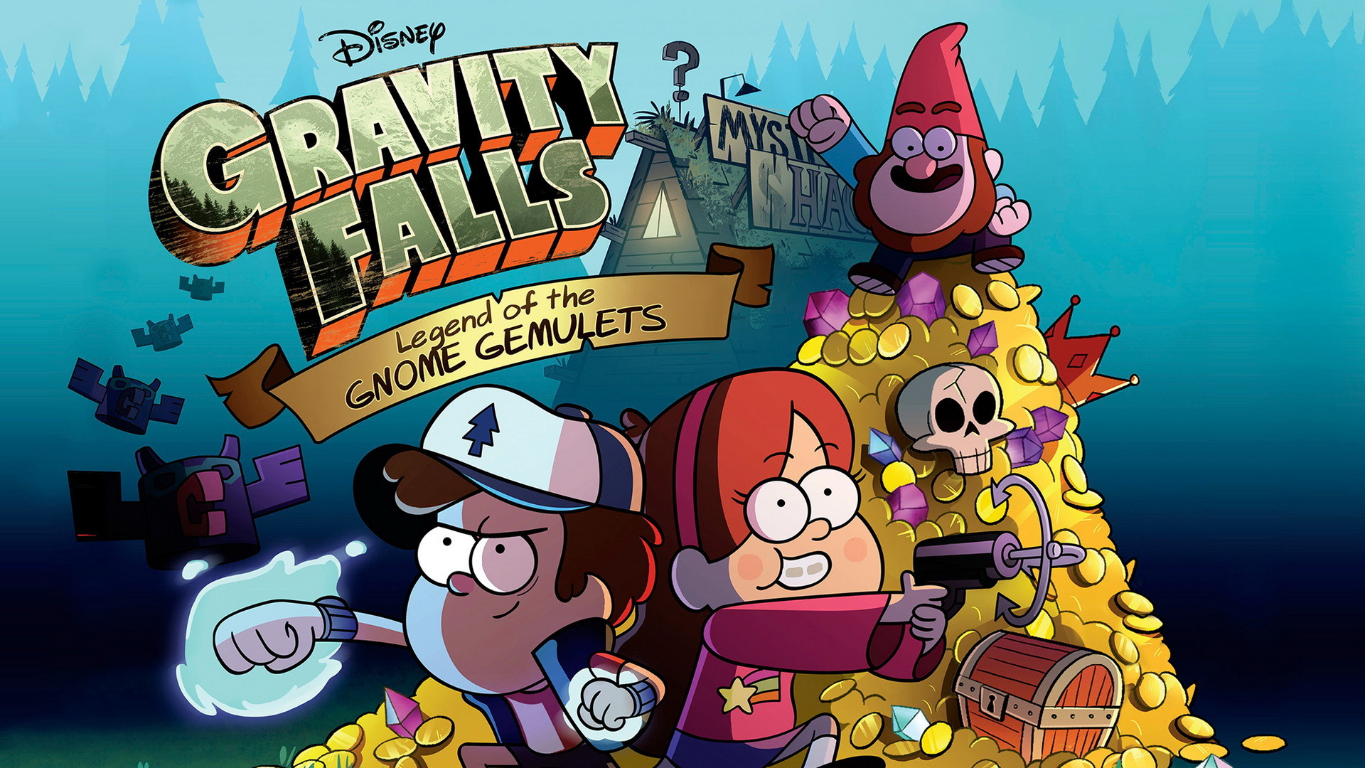 The Gravity Falls Wallpapers Gravity Falls Hd Wallpaper 65 Images