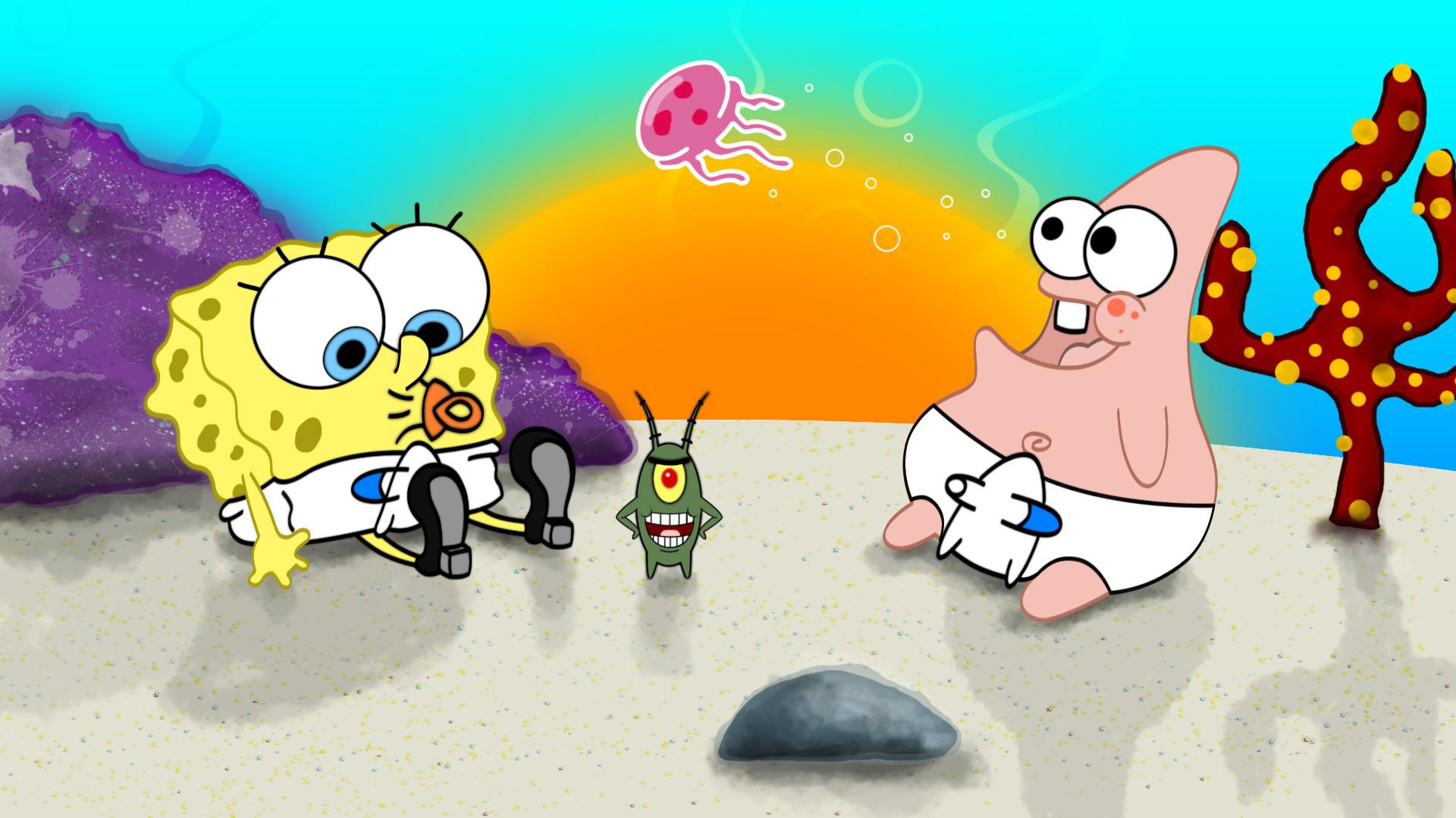 Galaxy S5 Fall Wallpaper Spongebob Squarepants Wallpaper 66 Images