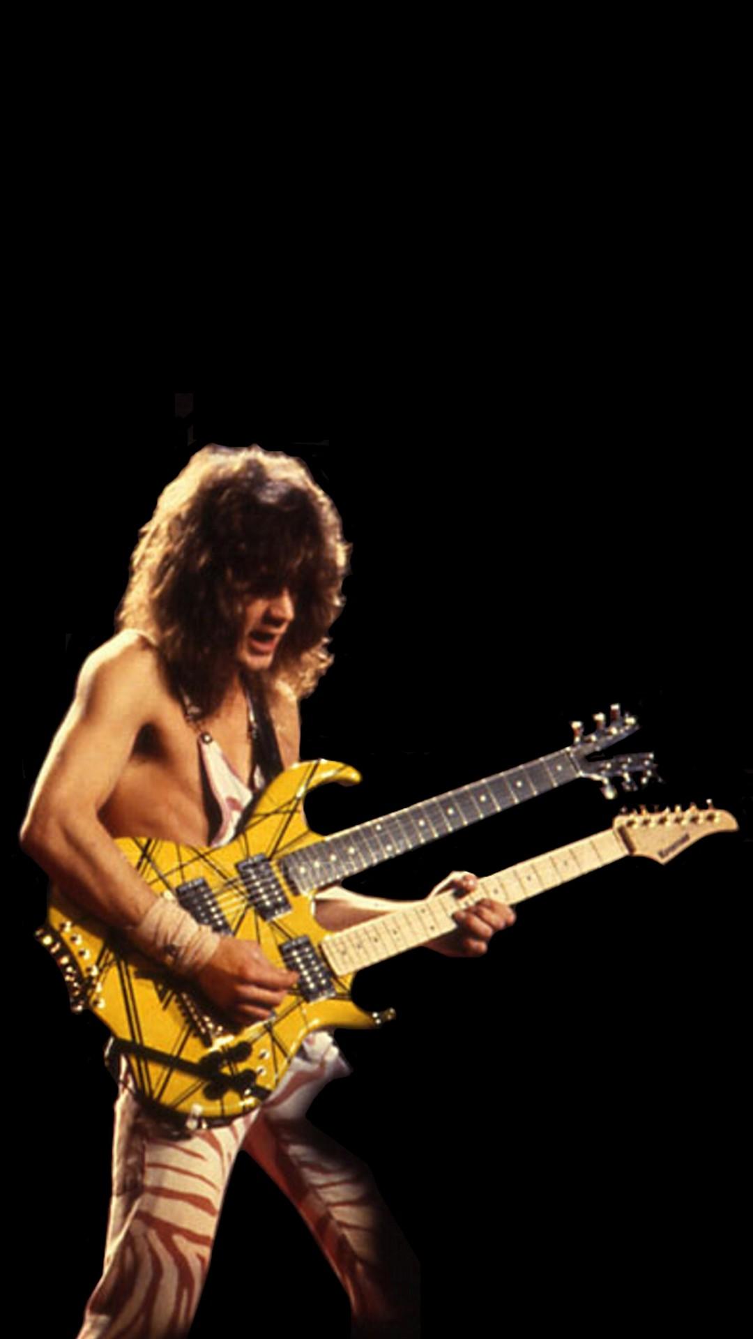 Guitar Girl Wallpaper Iphone Van Halen Wallpapers 56 Images