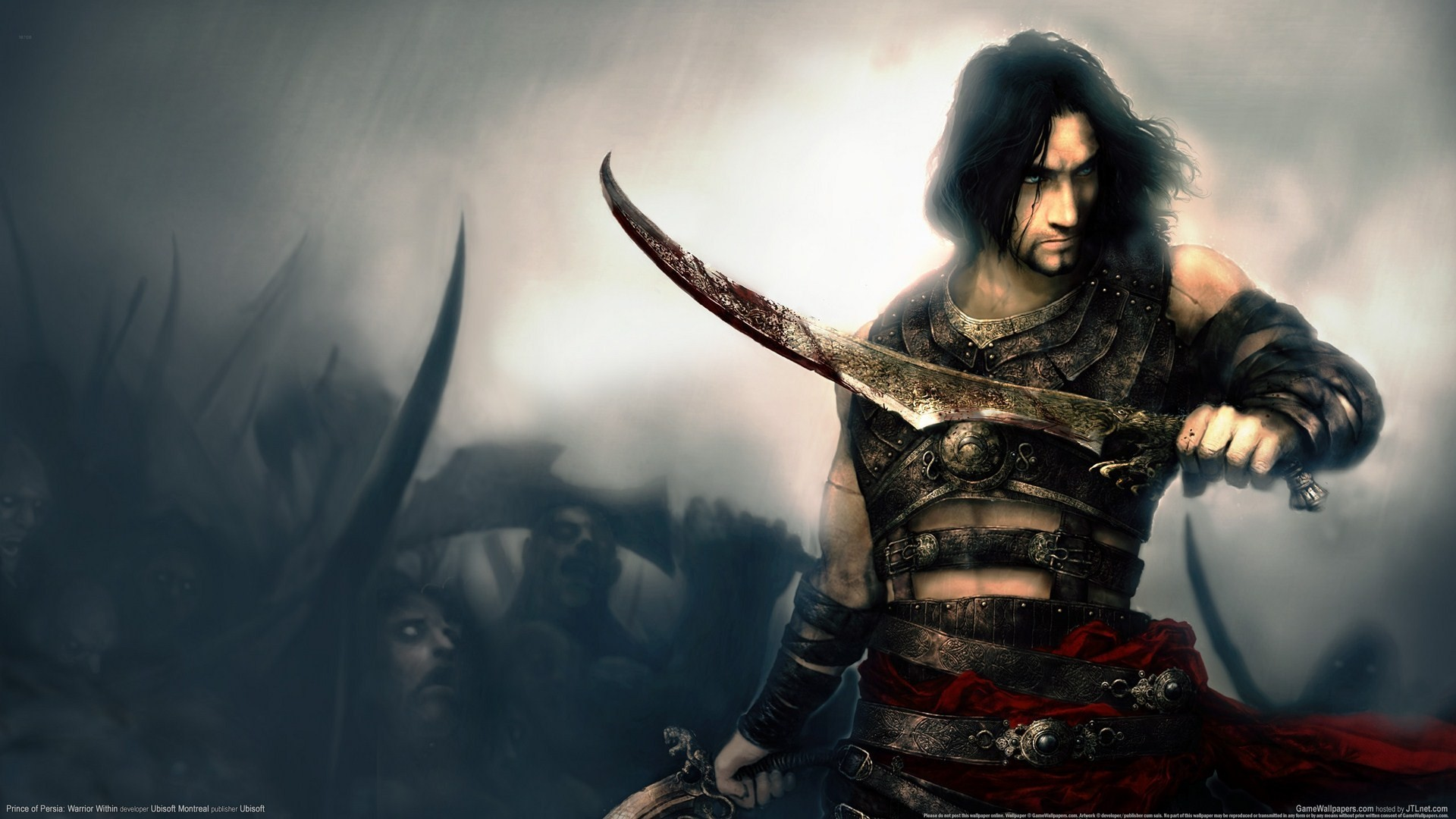 Prince Of Persia The Two Thrones Hd Wallpapers 1080p Prince Of Persia Warrior Within Wallpaper 57 Images