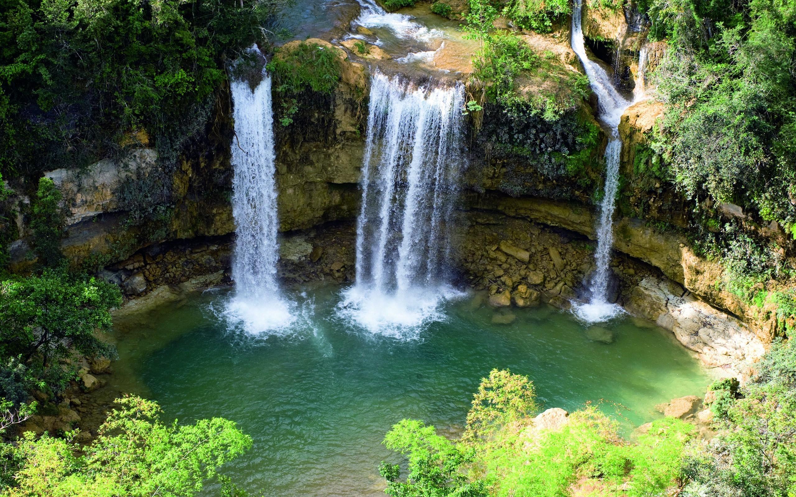 Niagara Water Falls Desktop Wallpaper Waterfall Wallpaper 67 Images