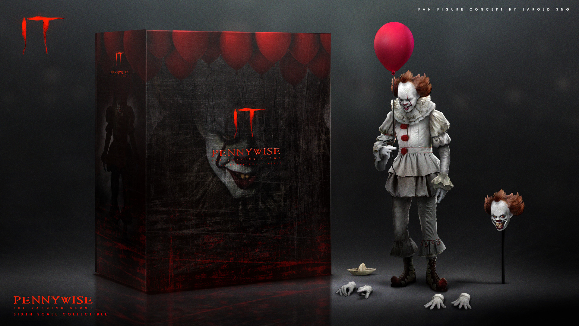 Hd Halloween Wallpaper 1920x1080 Pennywise Wallpaper 67 Images