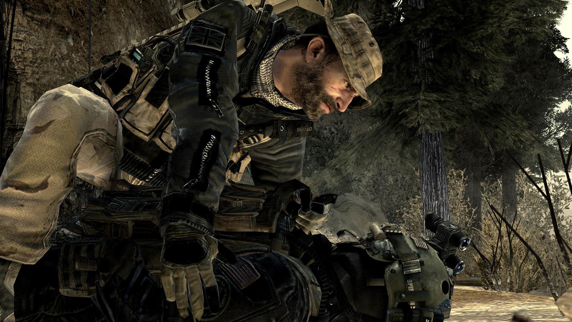 Ghost Recon Future Soldier Hd Wallpaper Modern Warfare 2 Wallpaper 1080p 75 Images