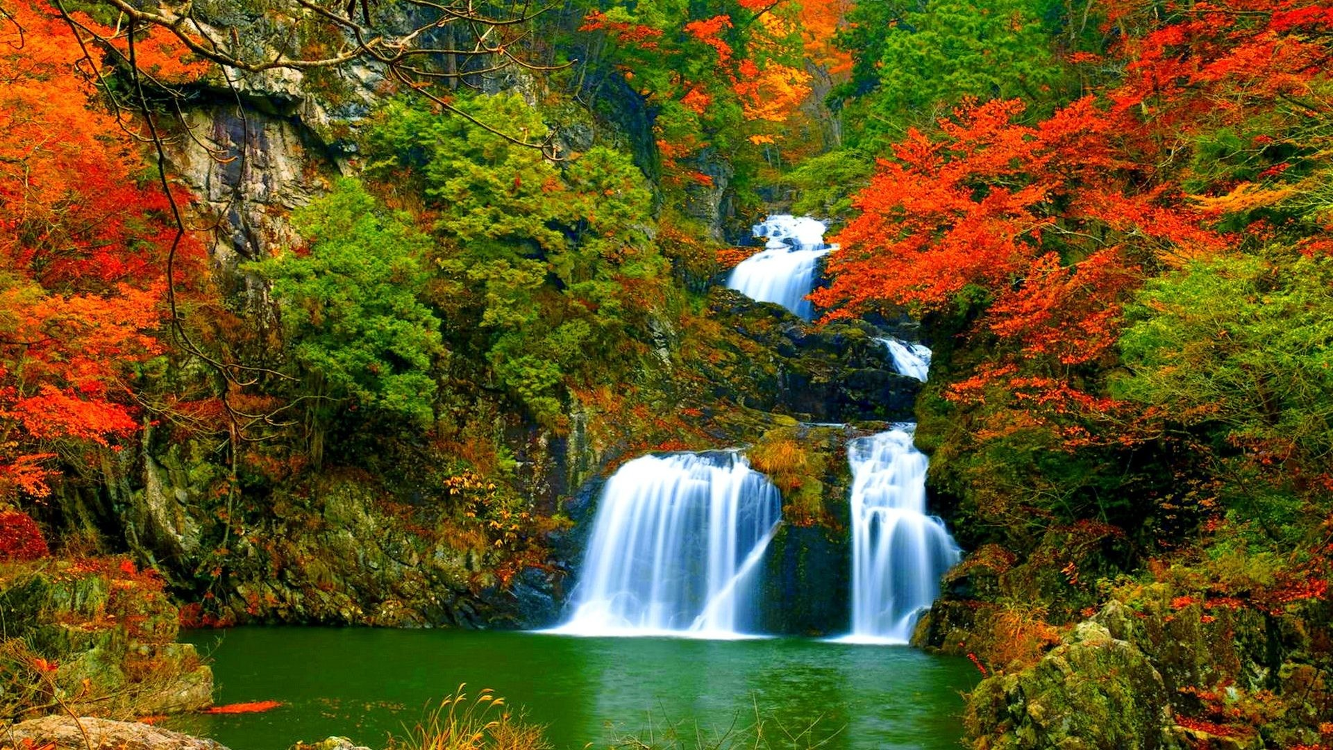 New England Fall Wallpaper Free Animated Waterfall Wallpaper With Sound 46 Images