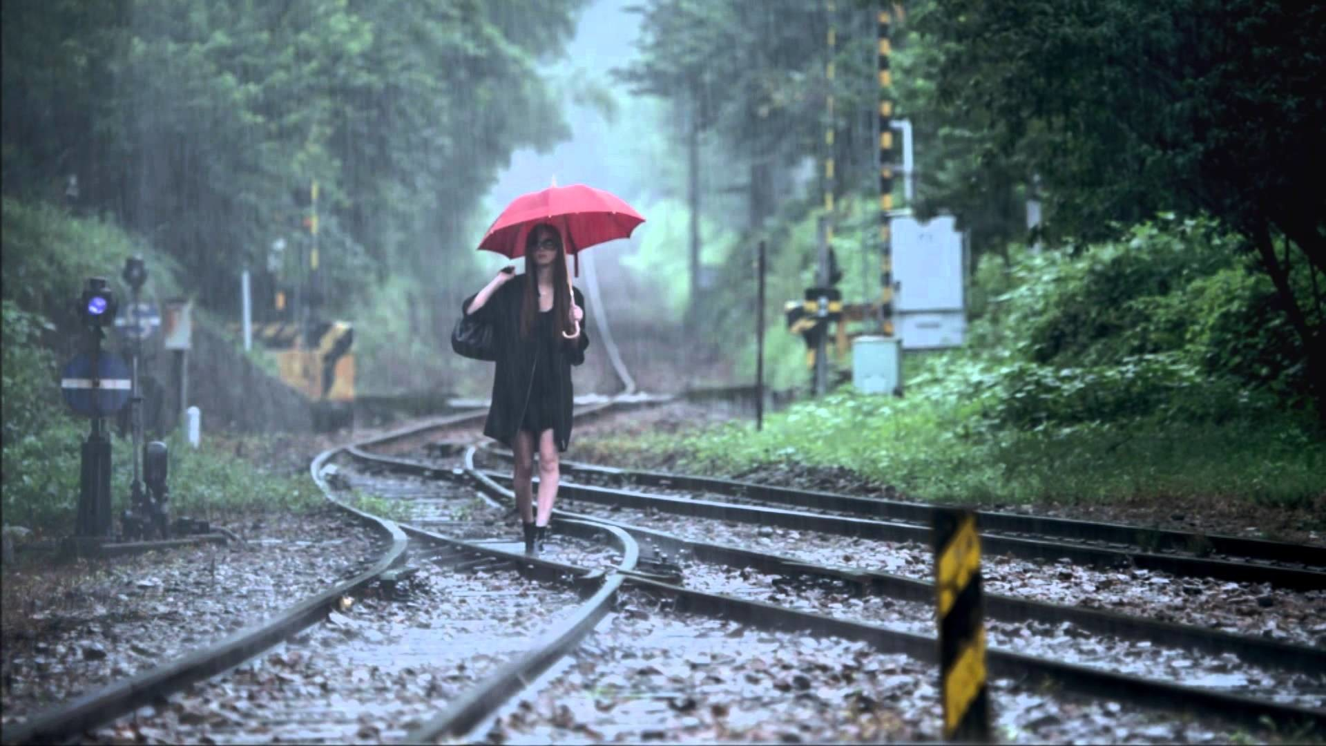 Free Download Most Beautiful Girl Wallpaper Rainy Day Background 51 Images