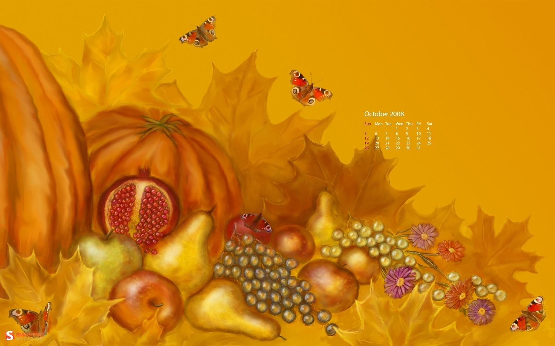 Fall Leaves Wallpaper Iphone October Wallpaper Backgrounds 63 Images