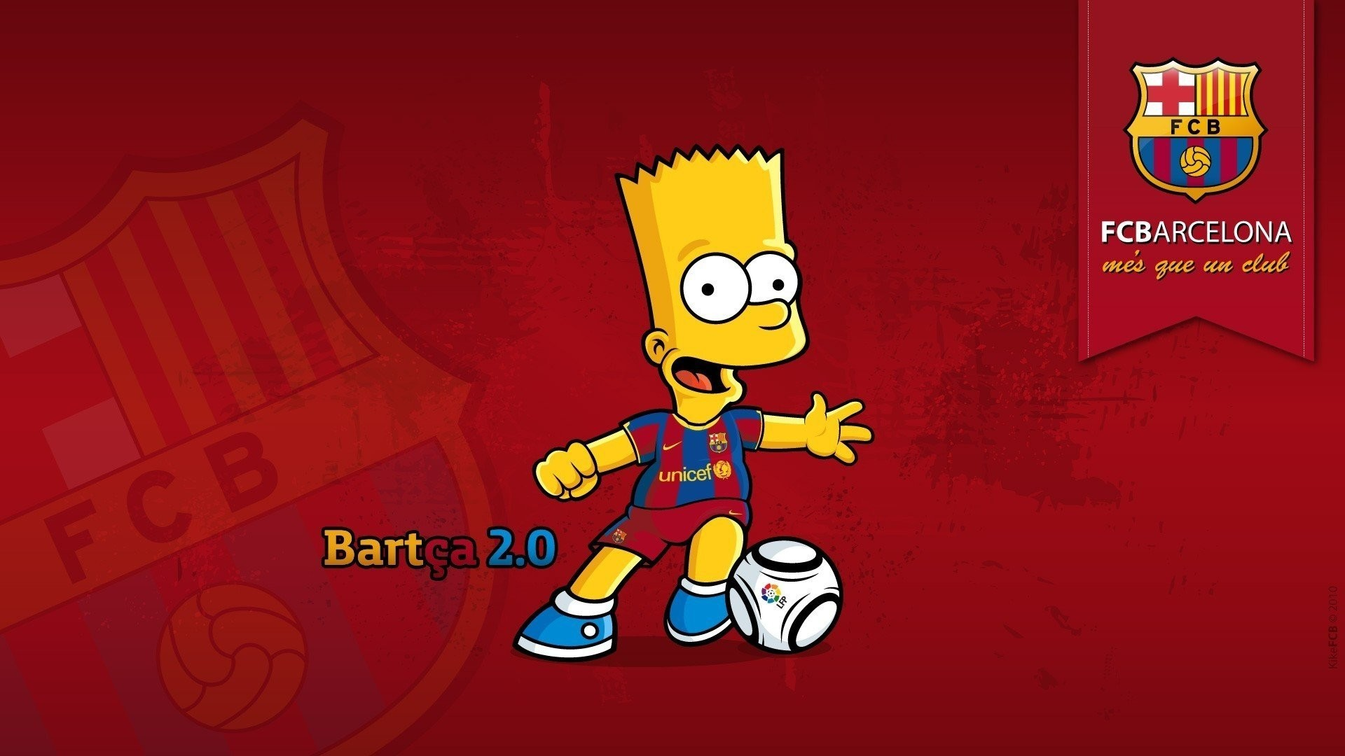 Messi 3d Wallpaper 2017 Bart Simpson Wallpapers 68 Images