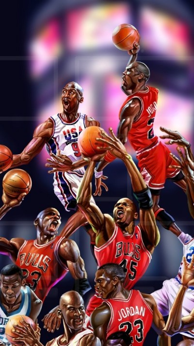 NBA iPhone Wallpapers HD (69+ images)