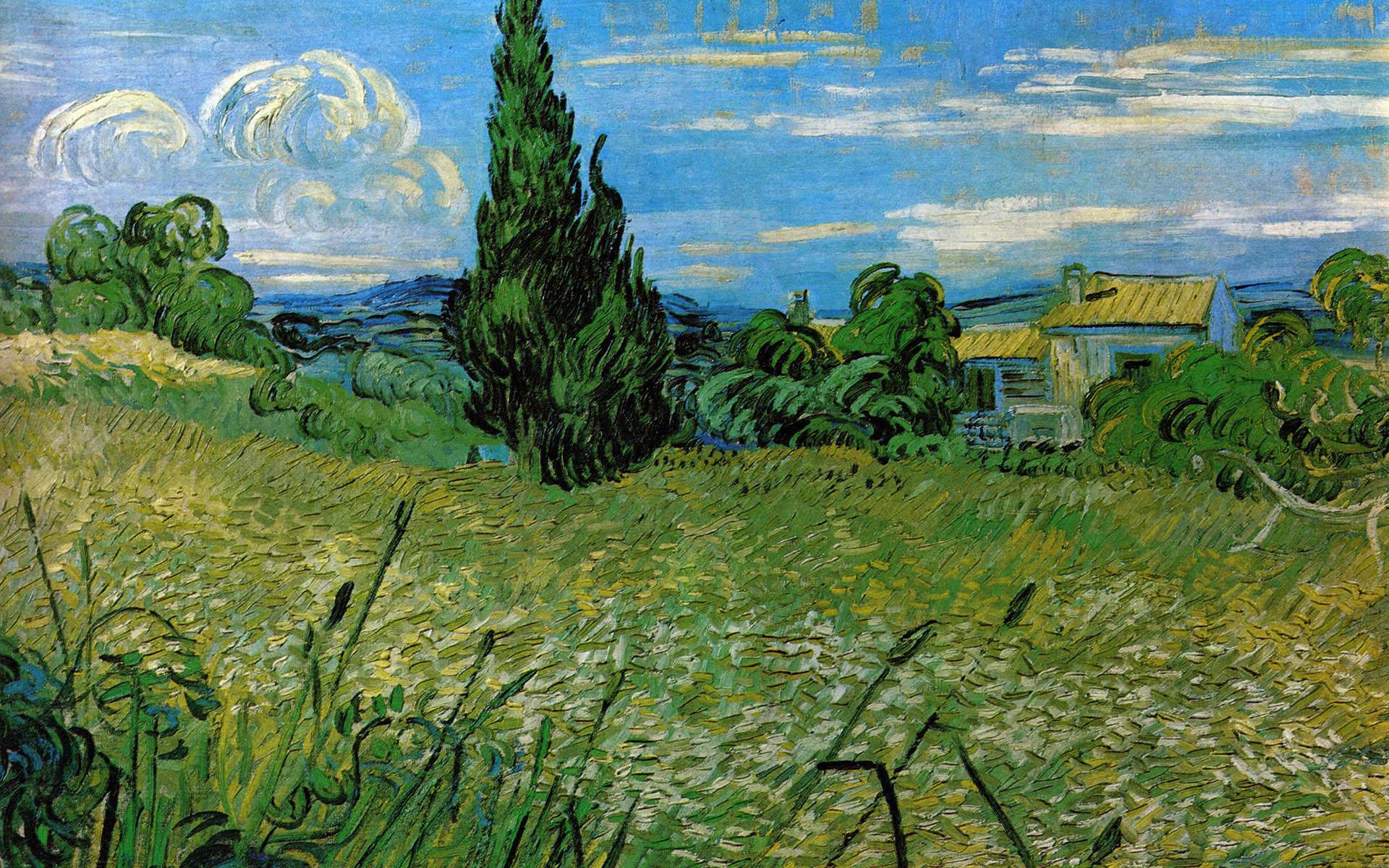 Van Gogh Starry Night Iphone Wallpaper Vincent Van Gogh Wallpapers 59 Images