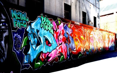 Cool Graffiti Wallpapers (63+ images)