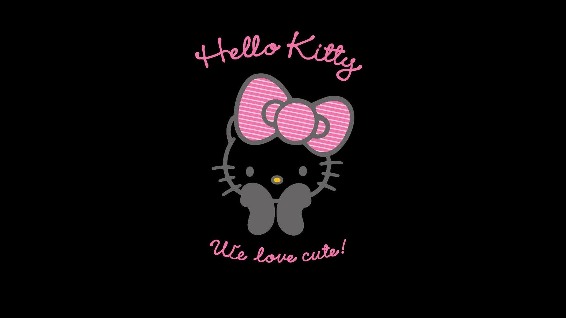 Cute Kitties Hd Wallpapers Cute Black Wallpapers 52 Images