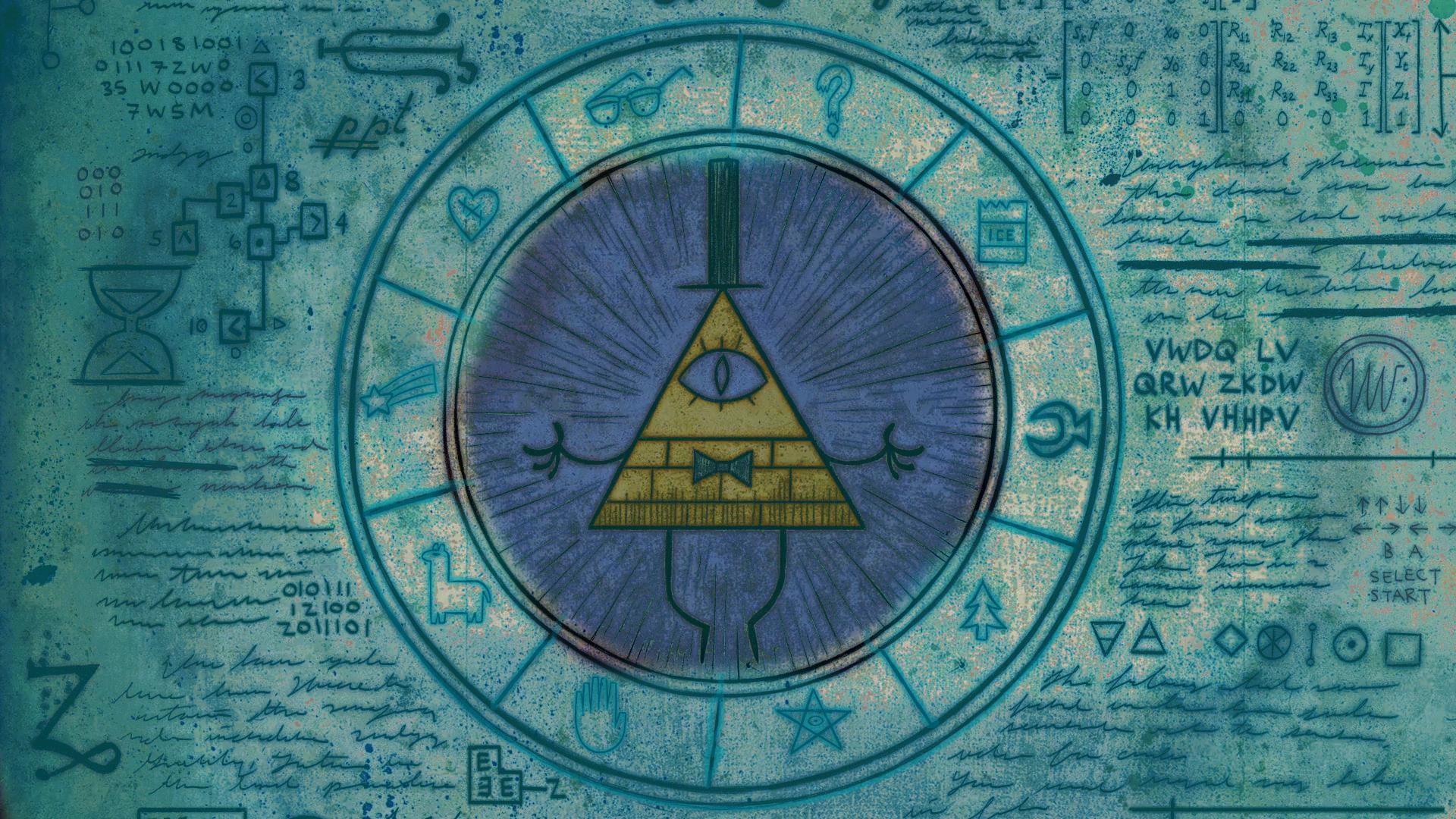 3d Lotus Live Wallpaper Gravity Falls Hd Wallpaper 65 Images