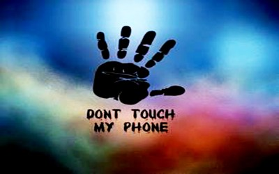 Dont Touch My Phone Wallpapers (65+ images)