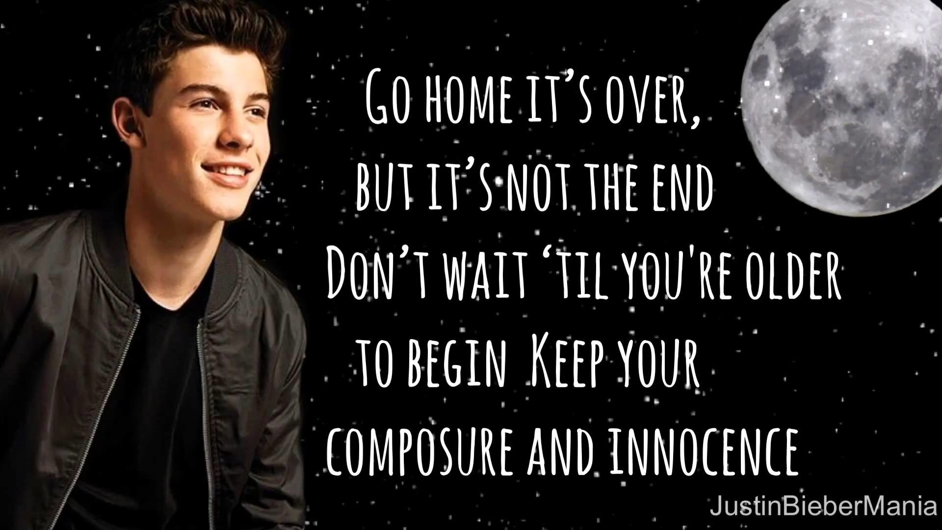 Quote Mac Wallpaper Shawn Mendes Wallpapers 81 Images