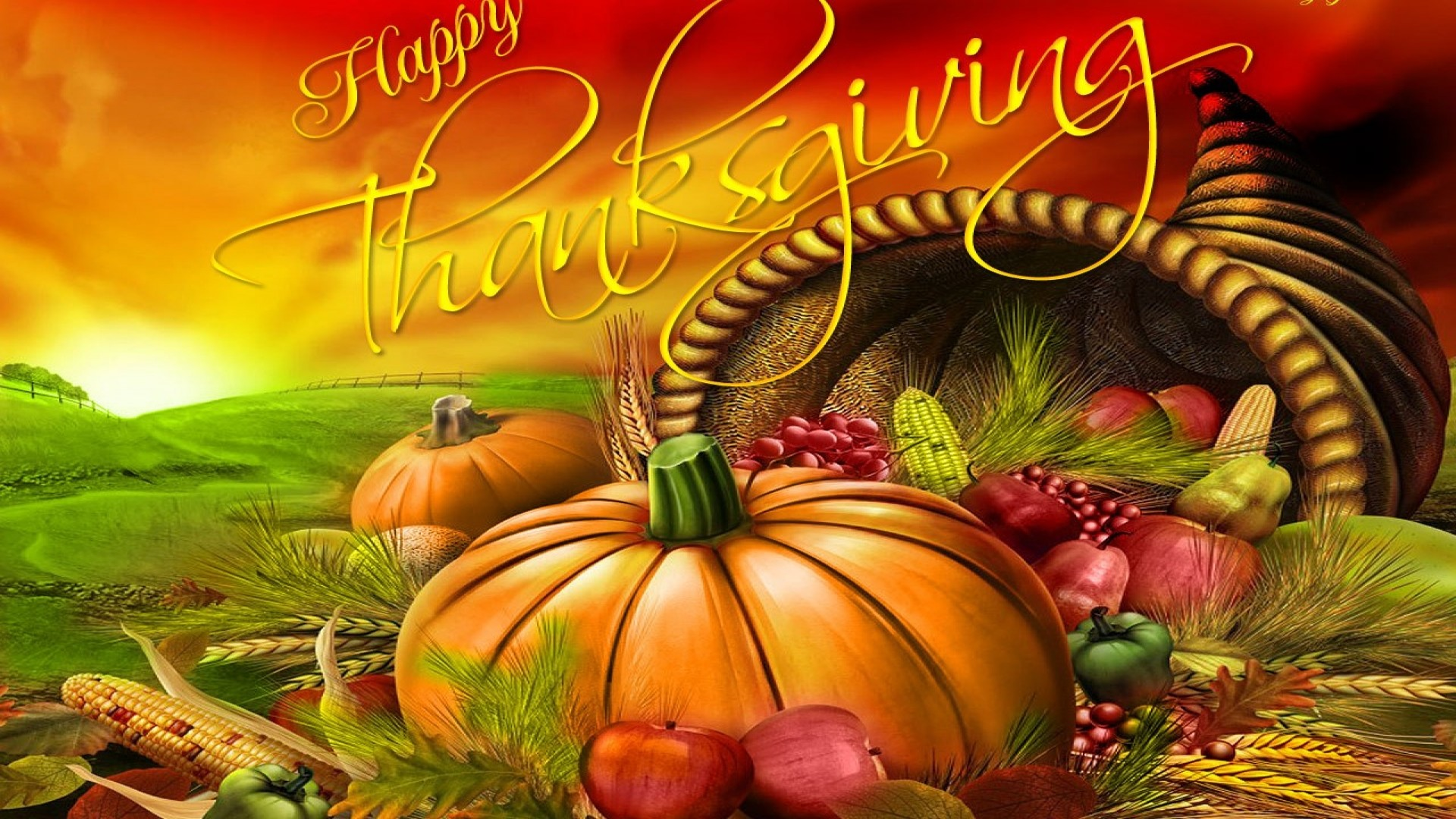Wallpaper For Thanksgiving And Fall Thanksgiving Wallpaper 1920x1080 73 Images