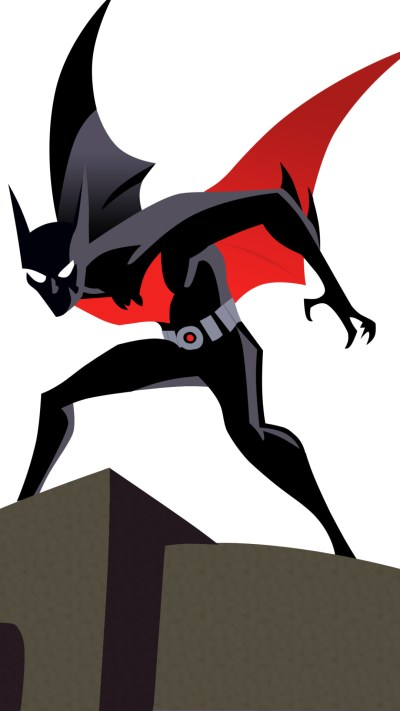 Batman Beyond Wallpaper HD (71+ images)